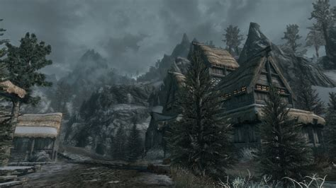 wallpaper abyss skyrim skyrim morthal full hd wallpaper and background image