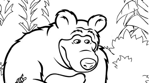 spectacled bear coloring page 37 spectacled bear coloring page american black