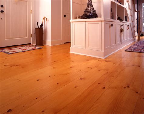 new eastern white pine wide plank flooring