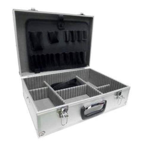trademark tools aluminum tool box 67600 the home depot