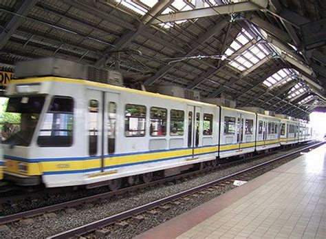 Light Rail Times by Lrt 1 Operator Spent P1b To Restore Coaches