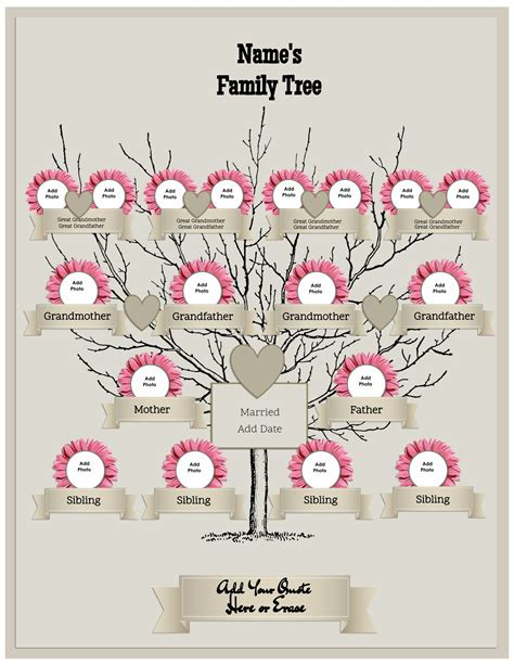 printable family tree maker family tree maker free driverlayer search engine