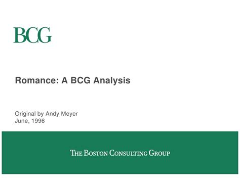 bcg powerpoint template bcg consultants
