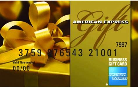 Can An American Express Gift Card Be Used Online - american express business