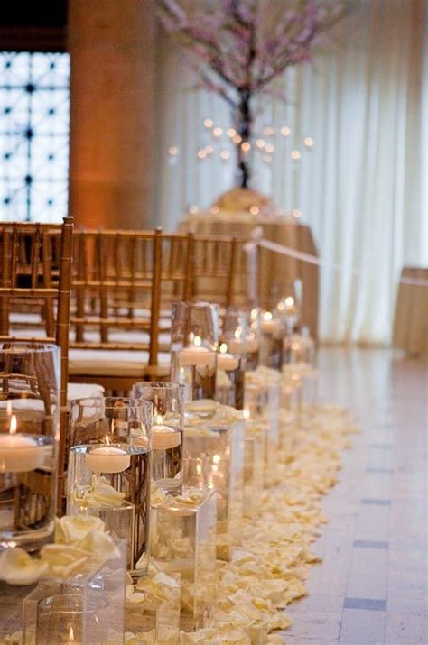 decorating weddings with candles decorazilla design blog