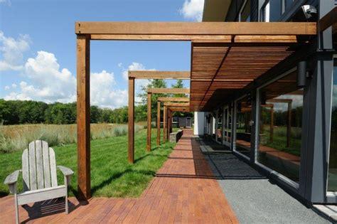 Pergola Bois Moderne by Pergola Moderne 25 Inspirations Pour Le Jardin Et La