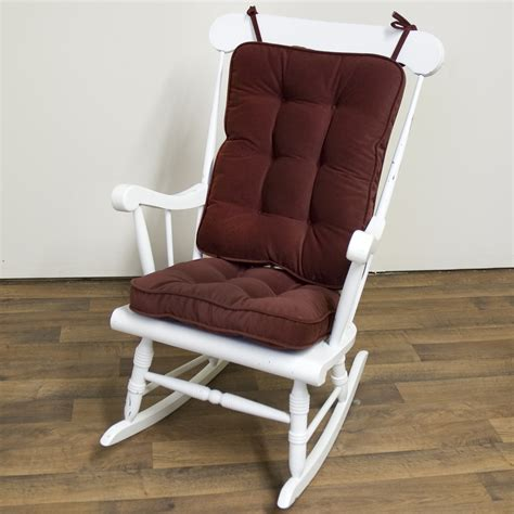 wide rocking chair cushions outdoor rocking chairs with cushions bistrodre