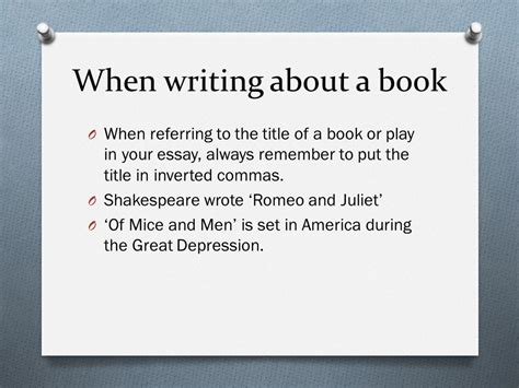 Name Of Book In Essay by Writing The Name Of A Book In A Paper 28 Images How To Write A Book Title 5 Steps Now Novel