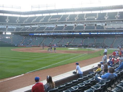 Rangers Sections by Globe Park Section 13 Rateyourseats