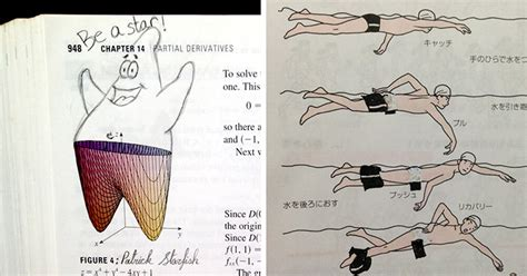 examples  textbook masterpieces drawn  bored students