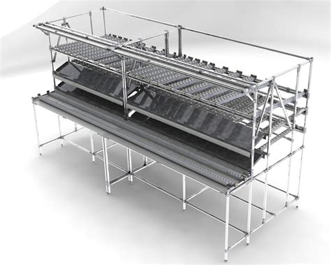 manufacturing work benches lean workstations flowtube work benches assembly