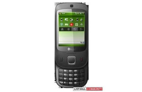Telus Phone Number Lookup Bc Telus Htc Touch Dual Slider Smartphone Phoneguy List4all