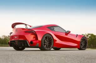 Ft 1 Toyota Toyota Ft 1 Concept Look Motor Trend