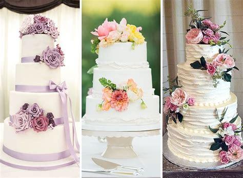immagini torte con fiori torta nuziale le 14 nuove tendenze 2016