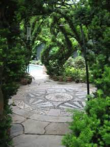 garden paving ideas houzz