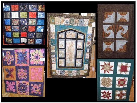 Quilting Groups by Patchwork Quilting Royal Manor Workshops