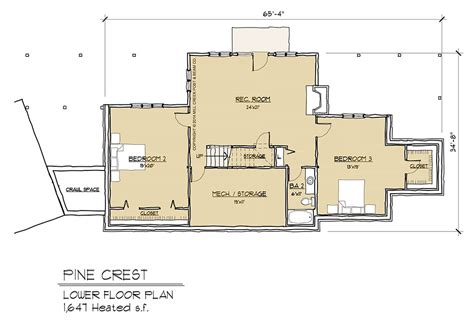 timber floor plans pine crest timber frame floor plan by mill creek