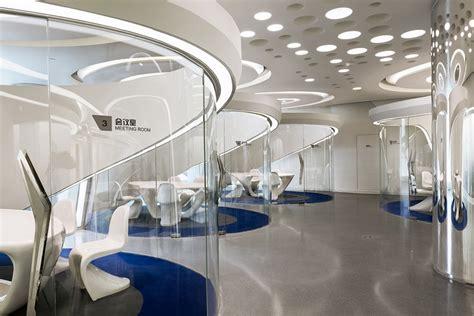 zaha hadid interior futuristic interior sky soho by zaha hadid architects