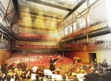 bristol colston hall colston hall upgrade could boost economy to tune of 163 400m