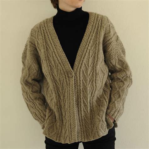 aran jacket knitting patterns free free aran patterns knitting bee