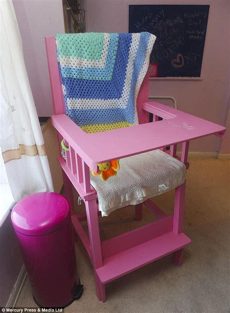 abdl furniture inside the nursery for babies to indulge their high chairs