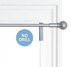 no drill curtains 1000 images about curtain rods shower hooks and all the