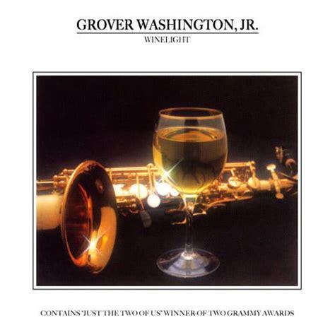 grover washington jr winelight  cd review
