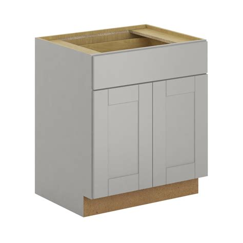 hton bay shaker cabinets hton bay princeton shaker assembled 27x34 5x24 in base cabinet with soft drawer in