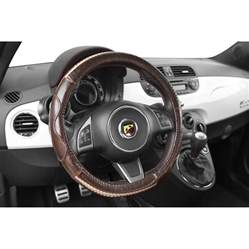 Car Steering Wheel Covers Durbin Brown Car Steering Wheel Cover Masque