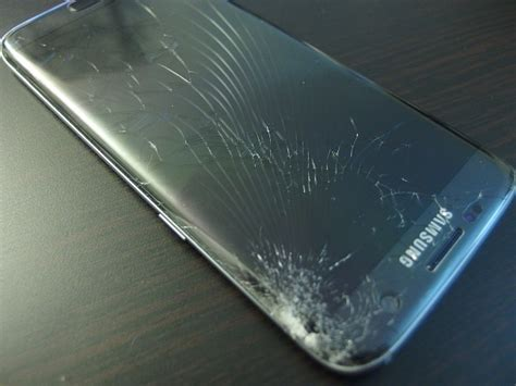 Samsung S7 Edge Layar Pecah cracked s7 edge advice page 3 android forums at