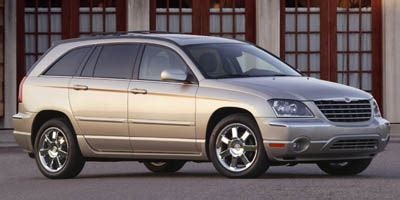 2005 Chrysler Pacifica Tire Size by 2005 Chrysler Pacifica Wheel And Size Iseecars