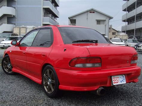 subaru impreza used for sale subaru impreza wrx sti ver5 1999 used for sale