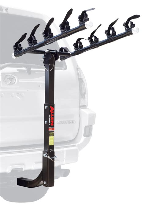Allen Bicycle Rack by View Larger