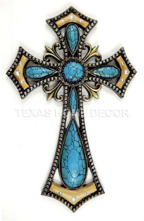 decorative crosses for the home set of 3 decorative