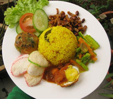 resep membuat nasi goreng kuning resep membuat nasi kuning spesial reseponline info