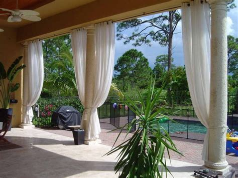 material for outdoor curtains best 25 patio curtains ideas on pinterest outdoor