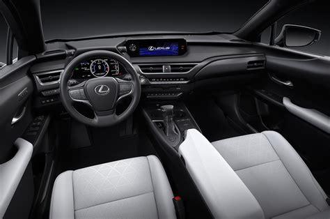 black lexus interior 2019 lexus ux 200 front interior 01 motor trend