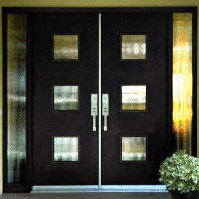 contemporary double door exterior 15 eye catching options for your front door pinterest