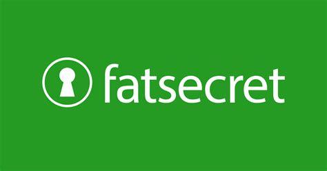 Secretive Ai 1 2 Og Fatsecret 대한민국 체중 감량을 위한 칼로리 카운터 디이어트 추적기