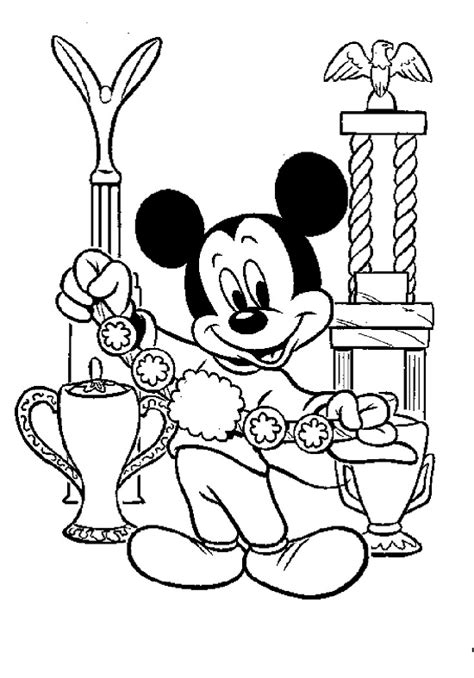printable mickey mouse clubhouse coloring pages coloring me
