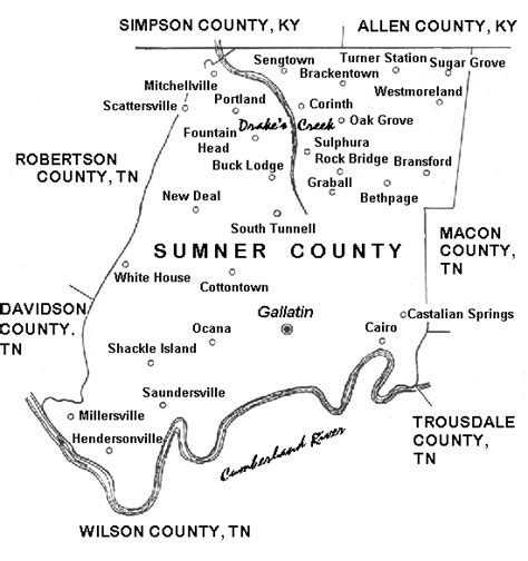 map of sumner county tn opinions on sumner county tennessee