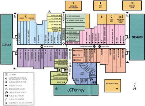 layout of kenwood mall kenwood mall map my blog