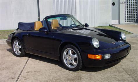 porsche 964 cabriolet 1994 porsche 964 cabriolet rpm sportscars houston texas