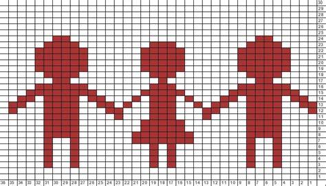 knitting chart maker a little colour tricksy knitter by tricksy knitter charts two boys and a girl shorter