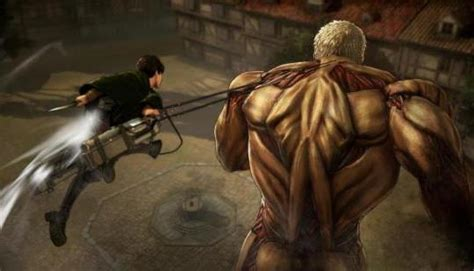 attack on titan wings of freedom now available on xbox