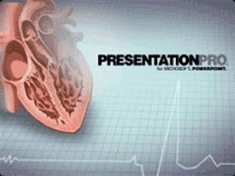 cardiovascular powerpoint template free powerpoint template background in