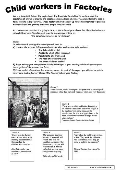 Industrial Revolution Worksheets by Industrial Revolution Worksheet Worksheets Releaseboard