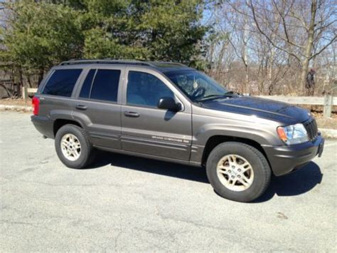 Jeep Grand 99 Sell Used 99 Jeep Grand Limited Sport Many New