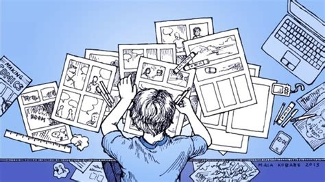 Online Drawing Programs take a free online course on making comic books