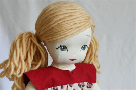 doll tutorials bybido doll hair tutorial ponytails